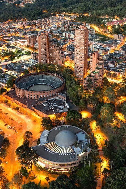 Plaza de Toros y Planetario Centro Internacional