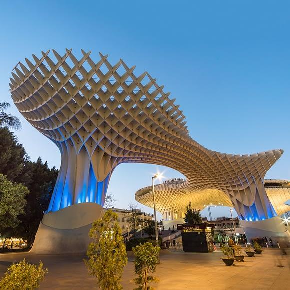 Las Setas de Sevilla o Metropol