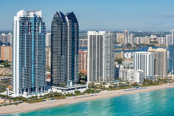 Ocean Four Condo in Miami
