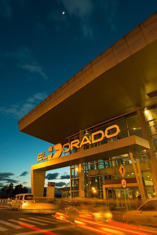 Aeropuerto El Dorado