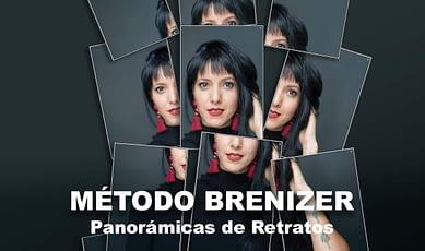 Luisa Fernanda Moreno / Método Brenizer / Curso Retrato Panorámico / Mario Carvajal