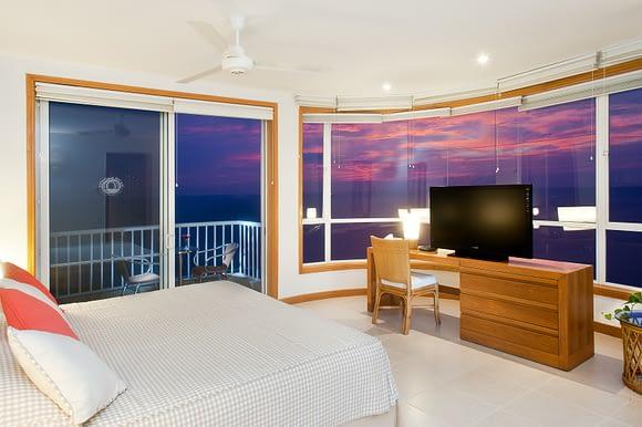 Habitación del Penthouse del Hotel Irotama del Sol