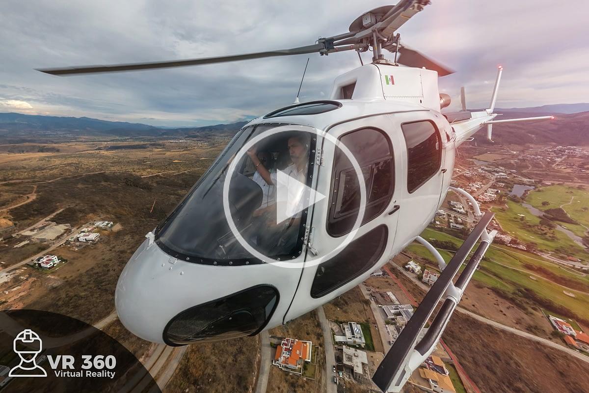Helicóptero Bell Privado