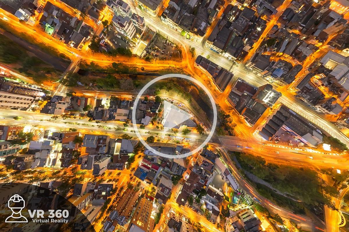 Fotografía Aérea 360 Torre de Cali