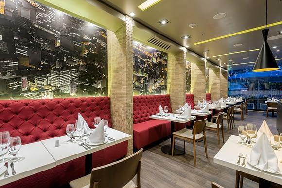 Restaurante Hotel NH