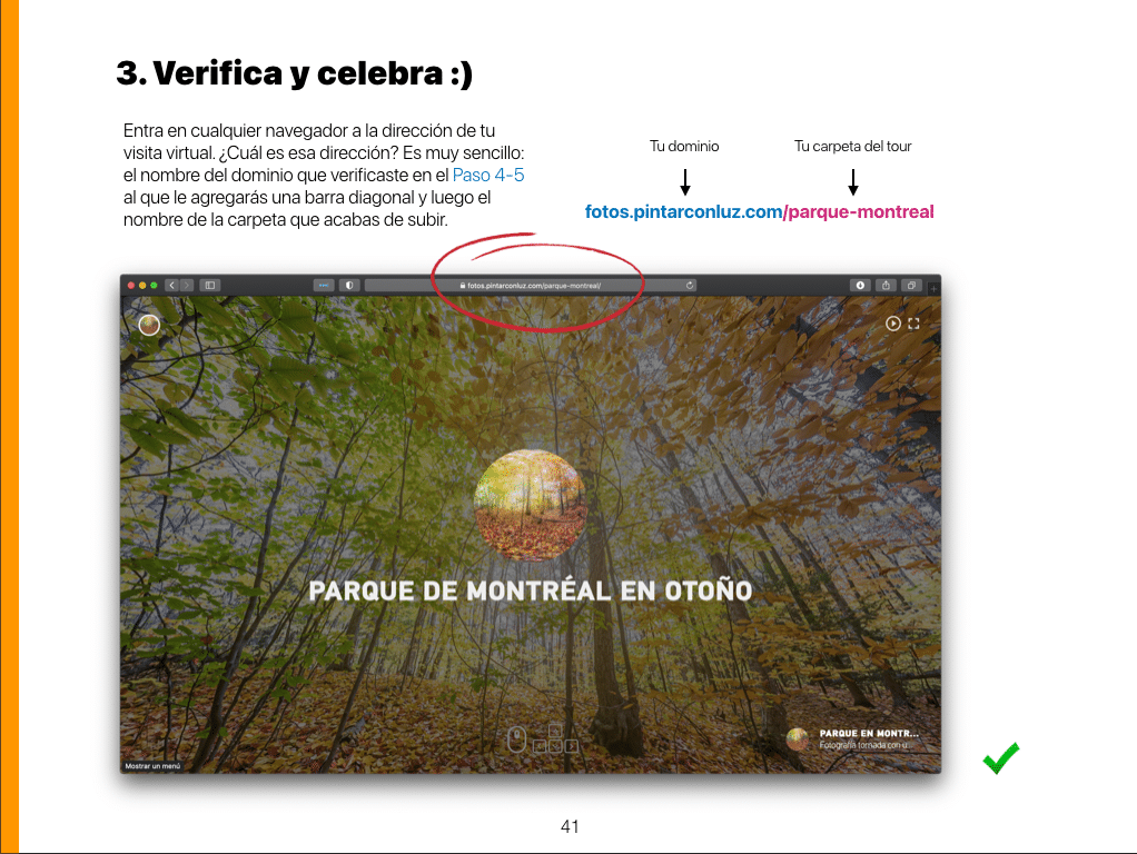 Hosting para Visitas Virtuales 360 con Amazon - Página 41